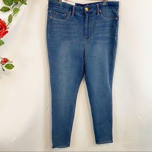 🌼NWT Seven7 Brooks Knit Denim Legging Skinny Pant